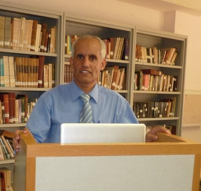 Mohamed EL-MADKOURI MAATAOUI